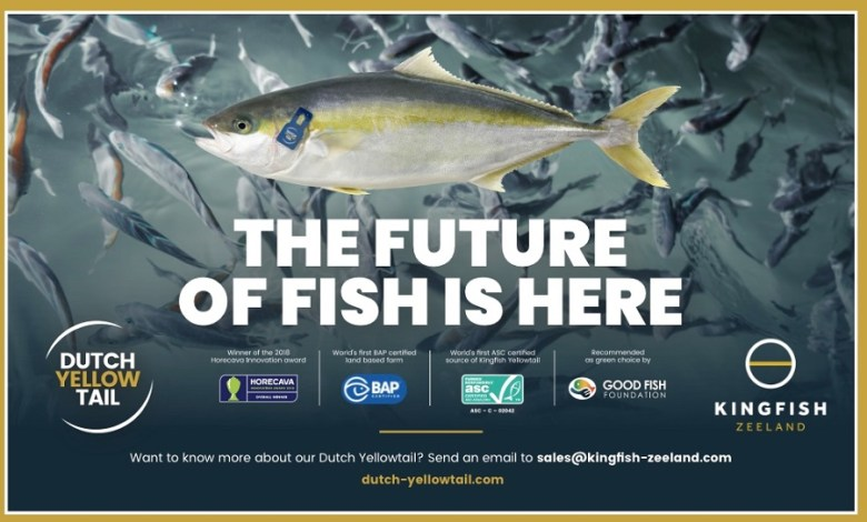 Photo of The Kingfish Company is the Tesla of aquaculture