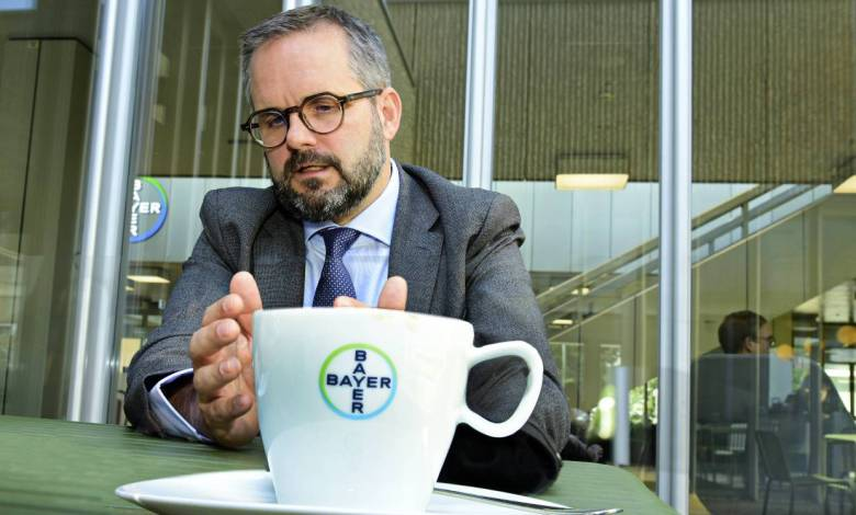 "Photo of Interview ""This is not an abstract technical topic, but the biorevolution"""