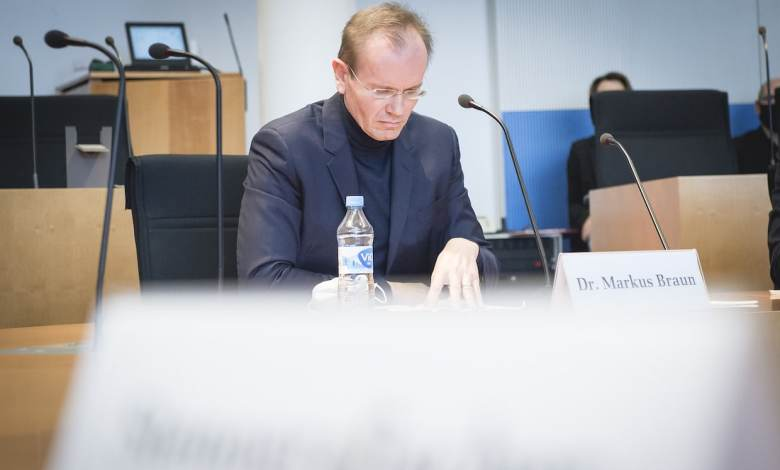 Photo of Ex-Wirecard-CEOSo ran the appearance of Markus Braun in the Bundestag