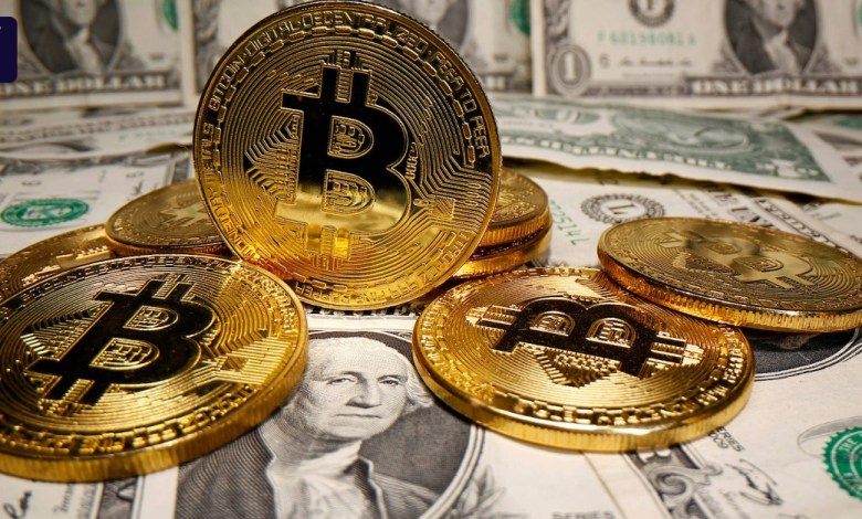 Photo of Bitcoin cryptocurrency rises to a record high