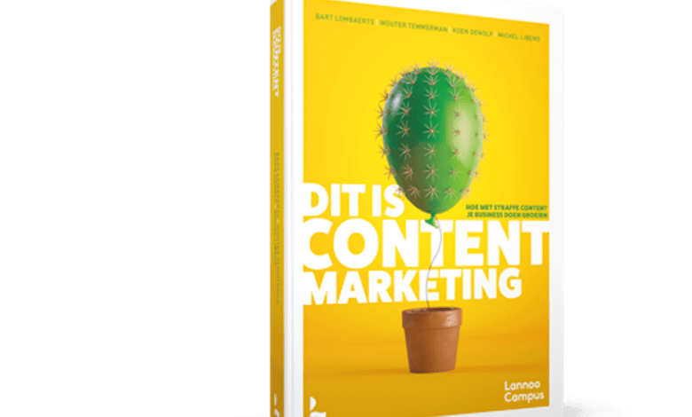 Photo of New book: This is content marketing