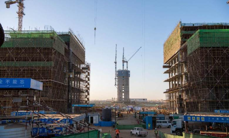 Photo of RankingThe tallest buildings under construction in the world