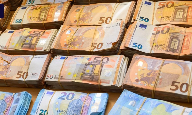 Photo of The Germans are 393 billion euros richer