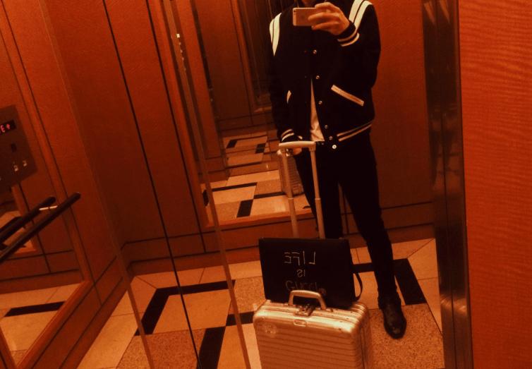 リッツカールトン エレベーター