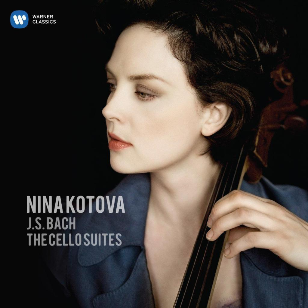 《J.S. Bach: Cello Suites》(Nina Kotova)