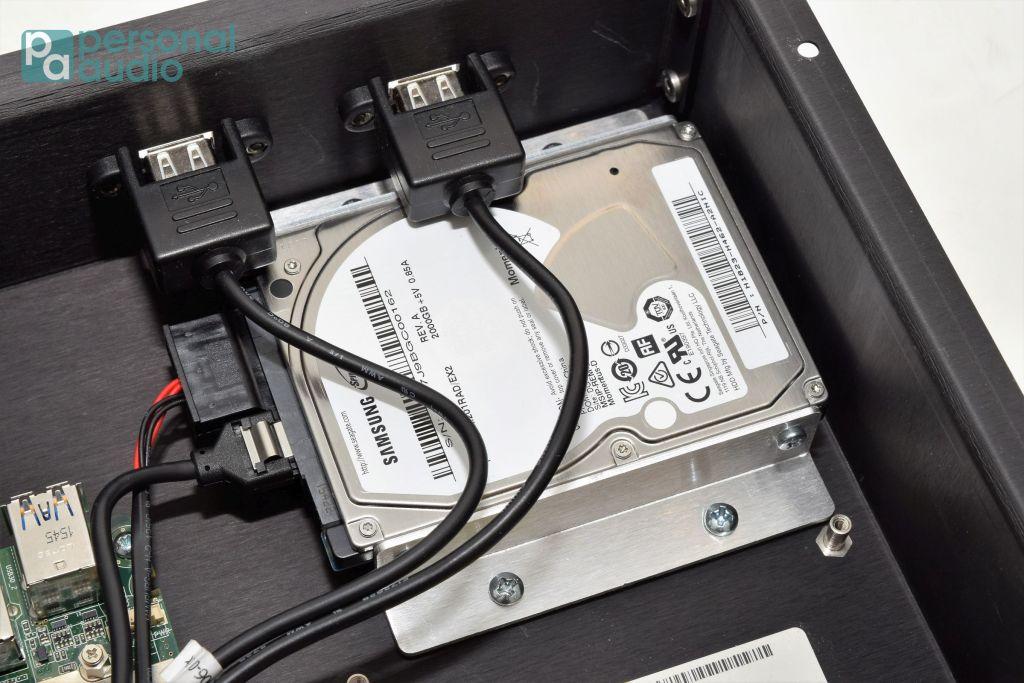 Syrah內置2TB HDD