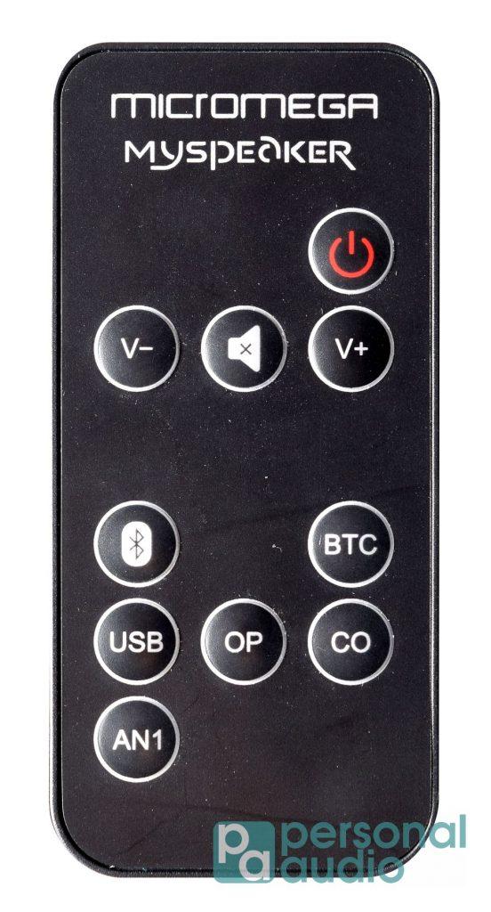 MySpeaker BT遙控器
