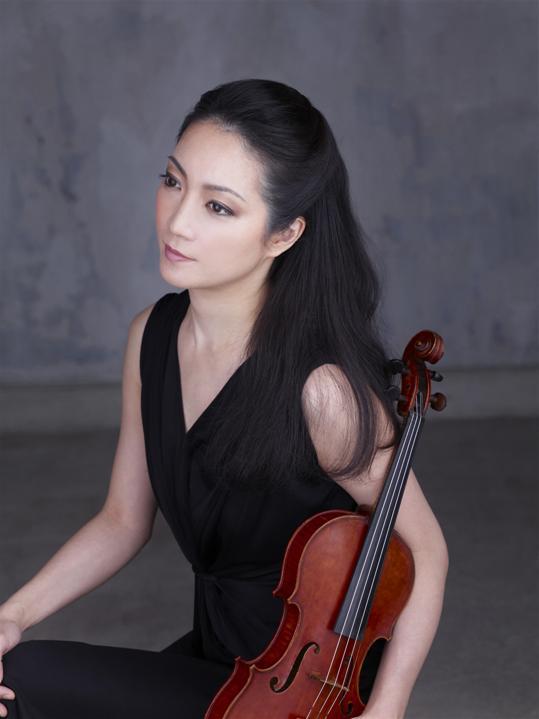 名琴 Dolphin Stradivariushc 與日本小提琴家諏訪内晶子