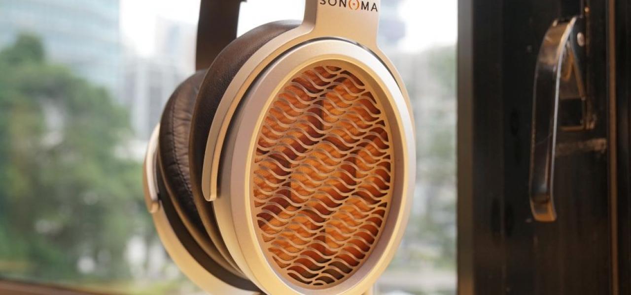 Sonoma Model One - 只屬於自己的廣闊音樂空間