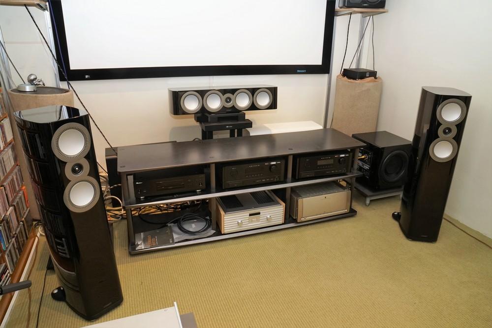 Mission ZX-3、ZX-C2、ZX-1 - 樂韻悠揚的環繞聲系統