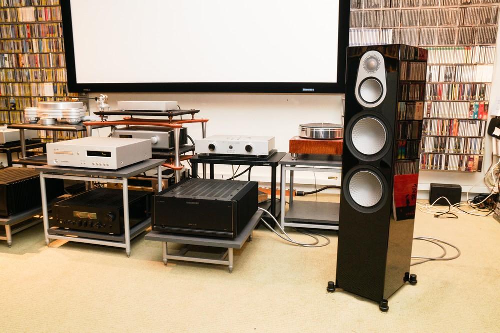 Monitor Audio Silver 500 - 輕鬆應付大空間