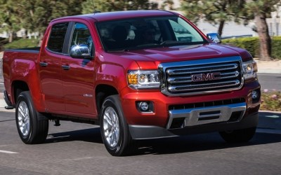2015 GMC Canyon Pickup – Rocky Mount NC
