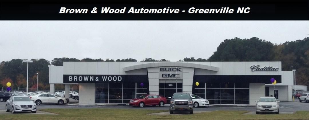 Brown Wood Cadillac Mazda