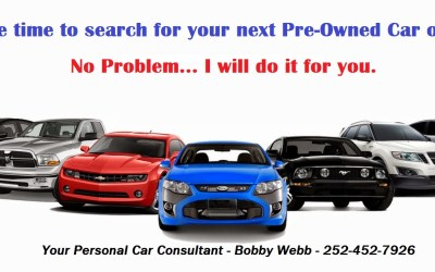 Pre-Owned Car
