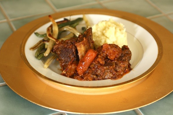 Harvest Comfort Short Ribs by Julie Anne Rhodes