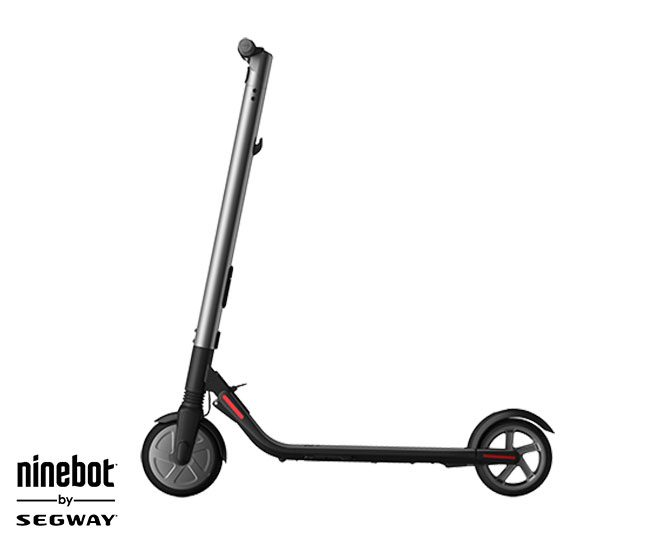 Ninebot By Segway Kickscooter Es2 Urban Electric Scooter