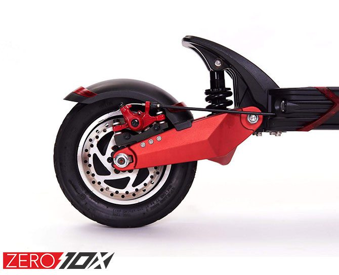 Zero 10X Extreme Dual Drive | Electric Scooter | Performance