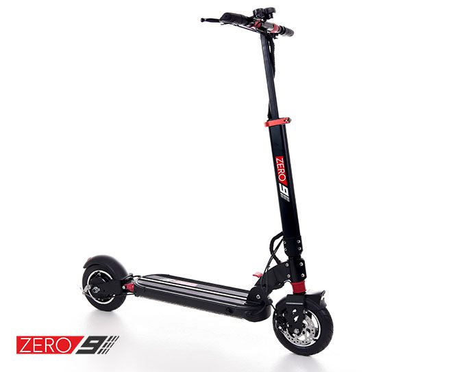 Zero 9 Electric Scooter   Urban Scooter   Performance   PET