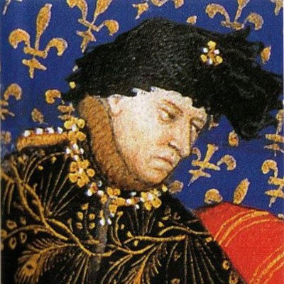 Charles VI, King of France