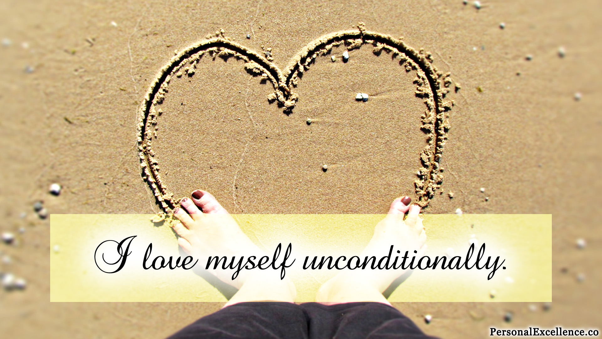 Affirmation Challenge Day 2 Self Love I Love Myself