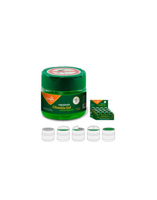 Gel Repelente Antimosquitos Citronela Fertiberia