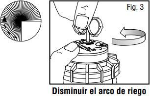 Aspersor Emergente De Turbina Hunter Serie PGP - Instalación 3