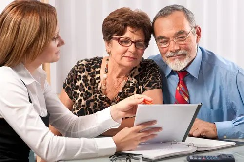 insurance angent office couple read el paso tx