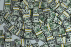 blog picture of stacks of money