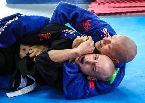 jiu-jitsu tournament