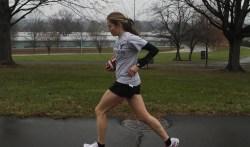 piriformis syndrome jogger female park