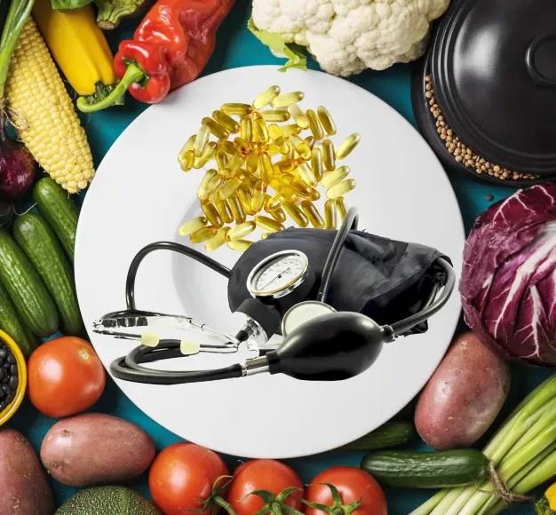 dieta para el tratamiento de la disfunción diastólica