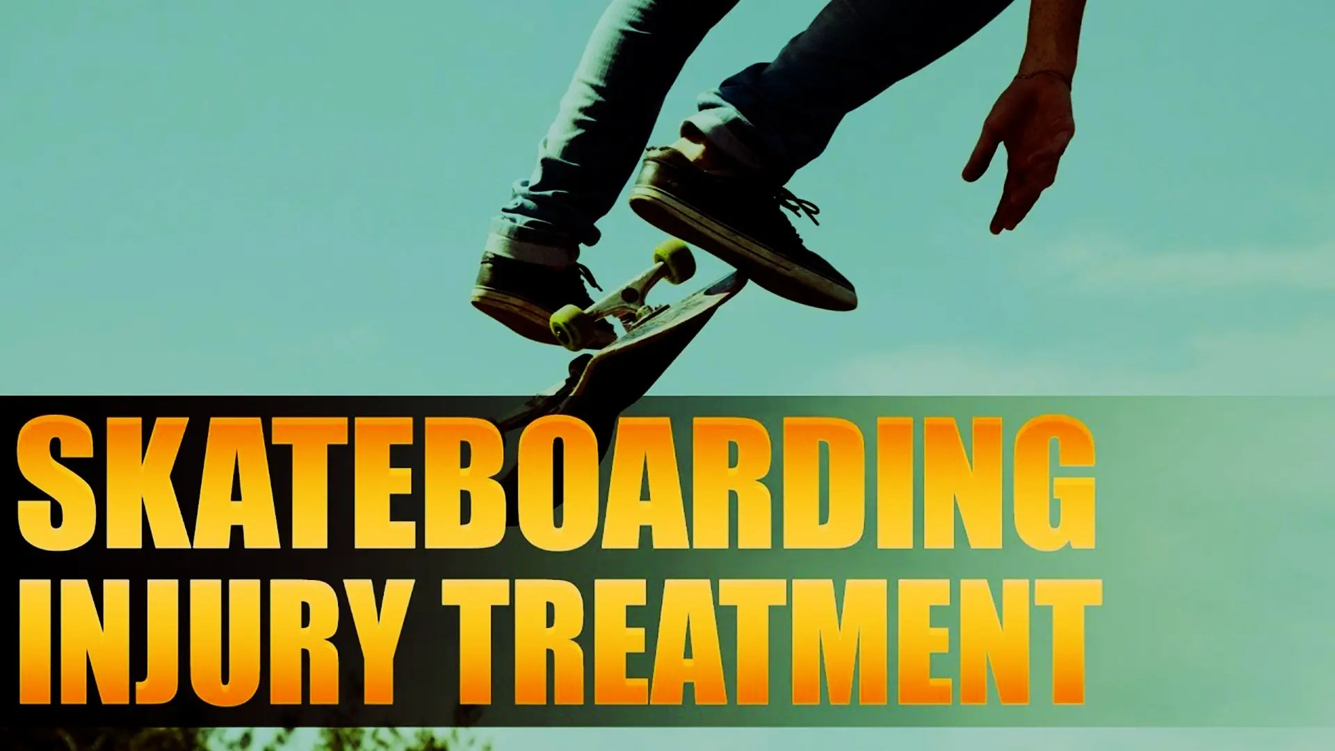 Skateboarding Injury Treatment | El Paso, TX. | Video