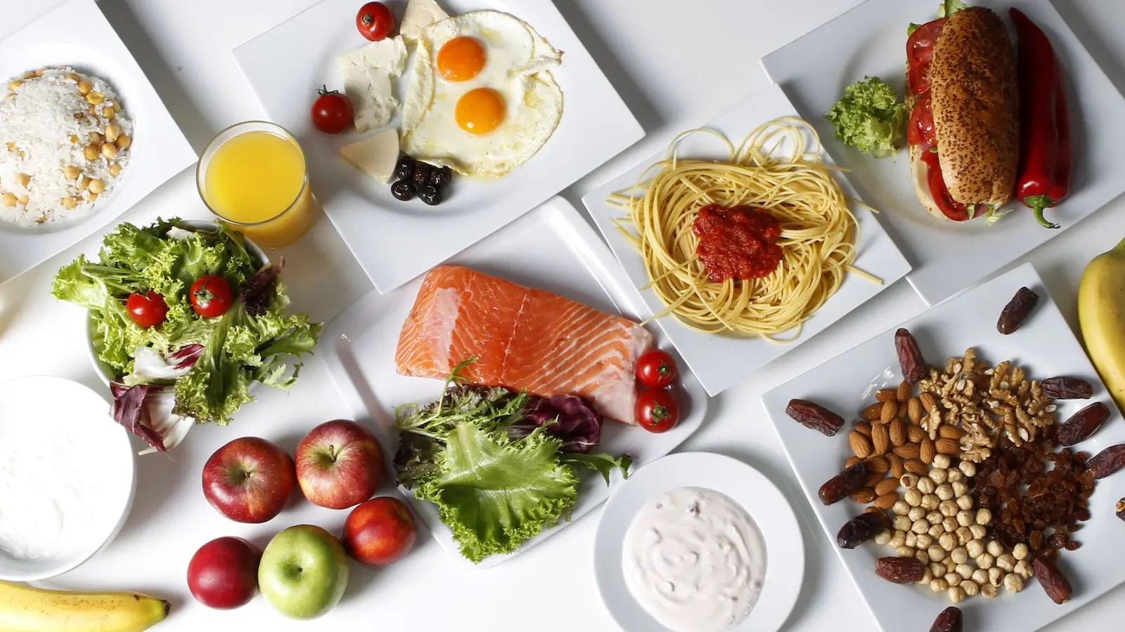 Planes de menú para soporte de metilación
