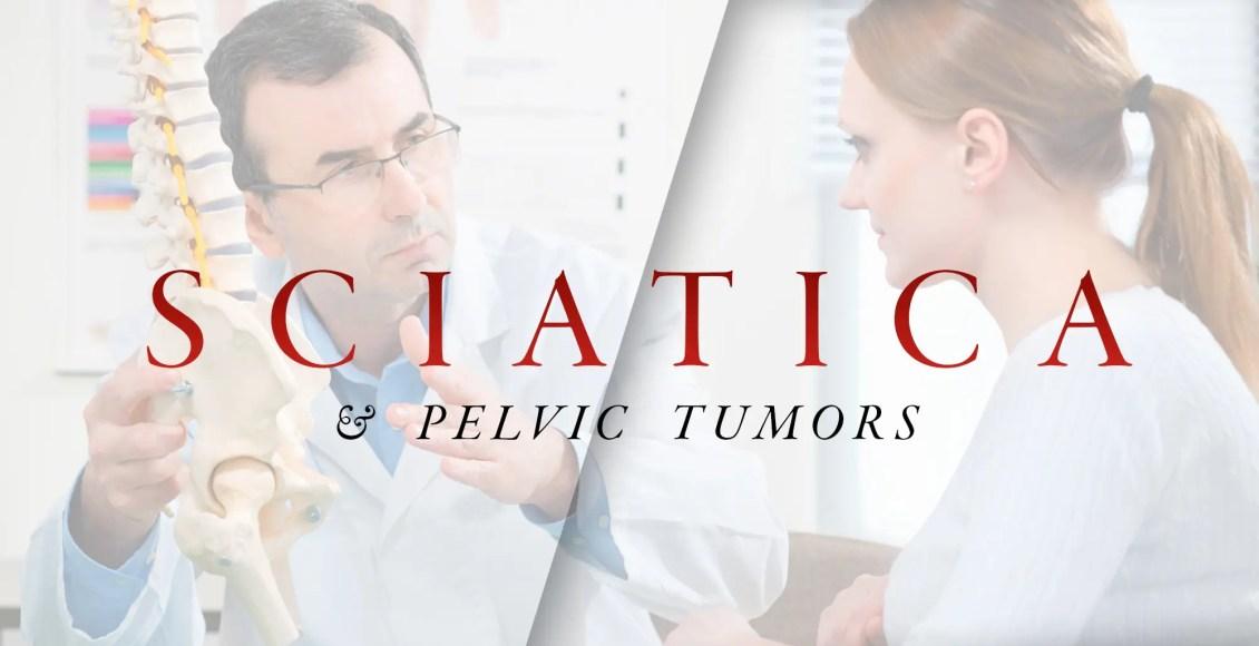 Ciática y tumores espinales | El Paso, TX Quiropráctico