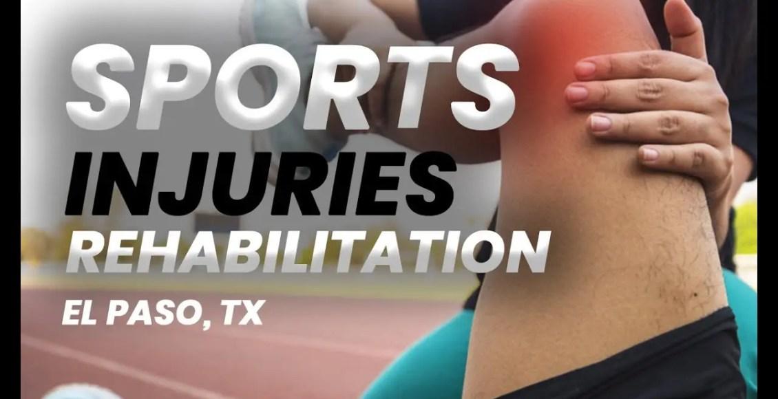 11860 Vista Del Sol Ste. 128 *SPORTS* Injuries Chiropractor | El Paso, Texas