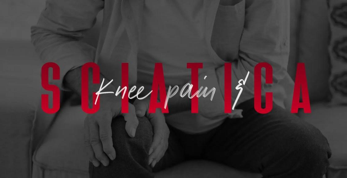 Dolor de rodilla y ciática | El Paso, TX Quiropráctico