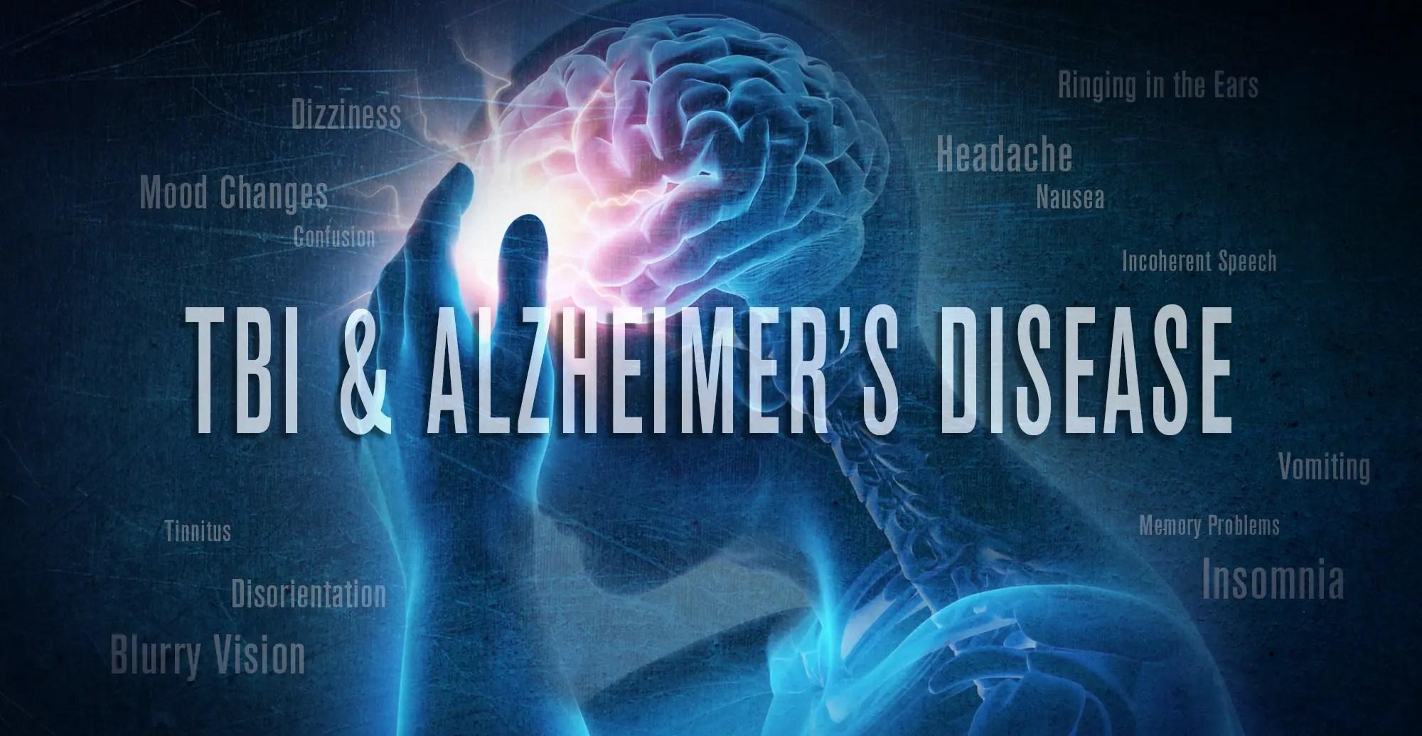 Neurología integrativa: lesión cerebral traumática y enfermedad de Alzheimer