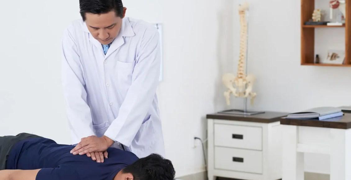 11860 Vista del Sol Ste. Síndrome de espalda plana 128 y dolor de espalda El Paso Texas