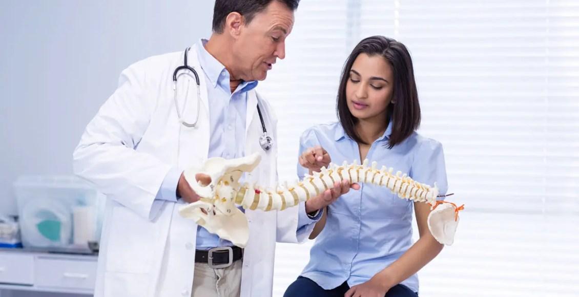 11860 Vista Del Sol, Ste. 128 Nutrición para una columna vertebral sana