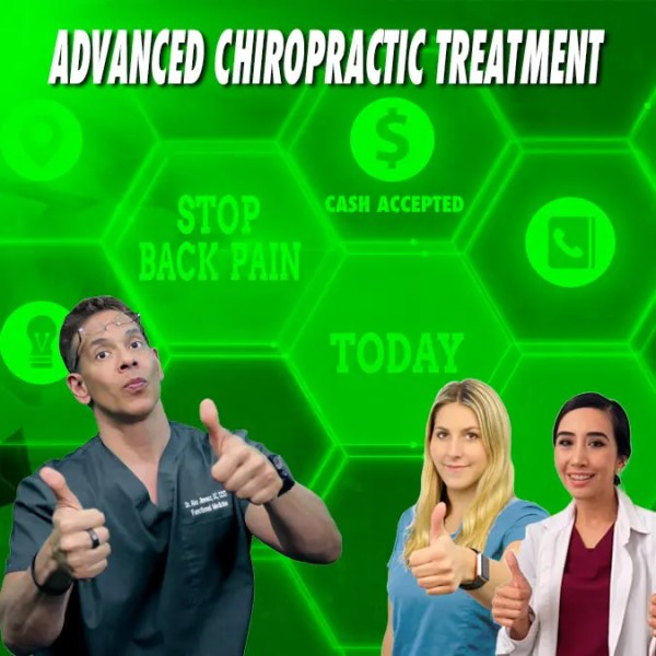 Advanced Chiropractic Treatment