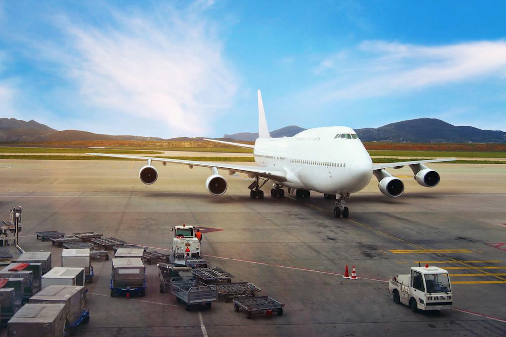 aircraft for international air freight