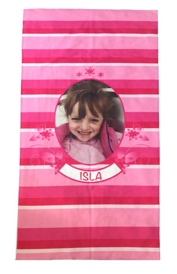 Design Your Own - Personalised Beach/Large Towel