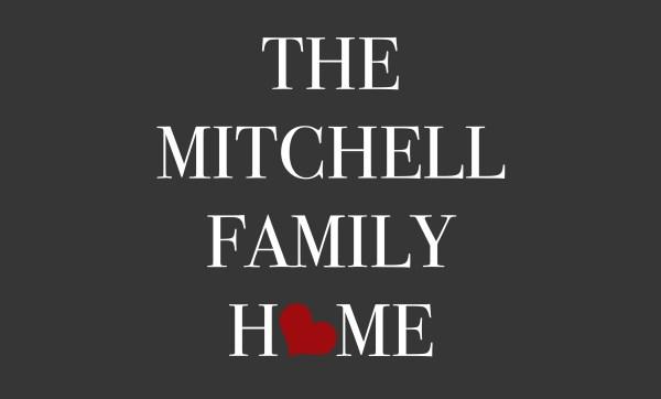Dark Grey The ... Family Home Heart Personalised Doormat 4 Lines