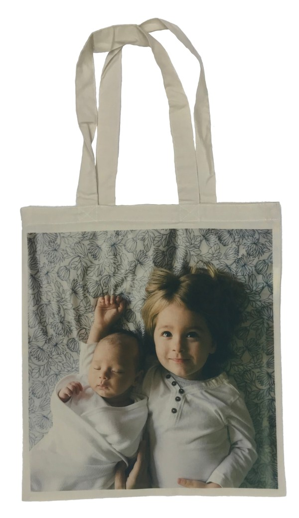 Design Your Own Tote Bag - Natural