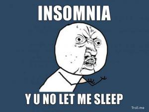Image result for insomnia memes