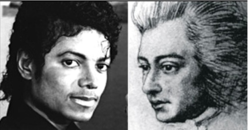 Mozart - Michael Jackson 2 500