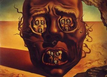 Dali - Face of War