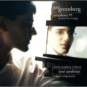 Jay Greenberg - Symphony No 5