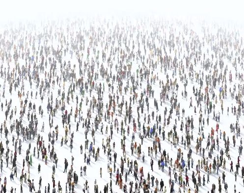 Reincarnation and world population – Do the numbers add up