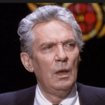 Peter Finch in Network